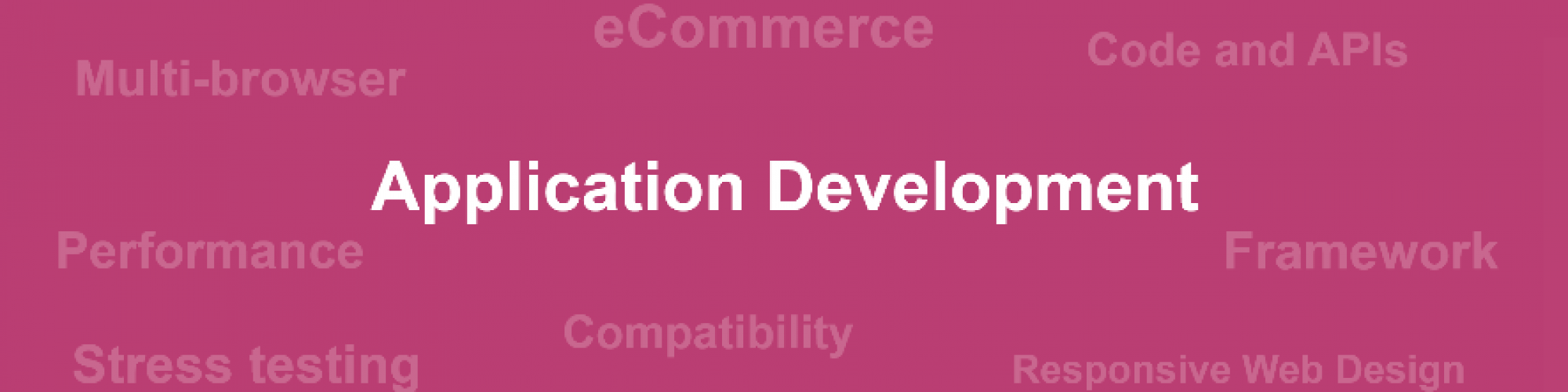 Application Development Image